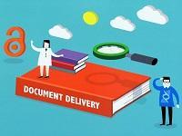 Logo del servizio Document Delivery