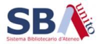 Logo SBA